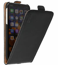 mumbi Flip Case für Apple iPhone 11 Hülle Tasche Schutzhülle Cover Schutz Wallet