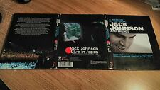 Jack Johnson - Weekend at the Greek / Live in Japan (DVD, 2005, 2-Disc Set)
