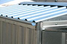 box garage lamiera zincata lungo circa 5 metri, LEGGI BENE DESCRIZIONE