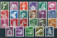 Bund postfrisch Industrie und Technik BRD komplett 846 - 859,990 - 994....MNH