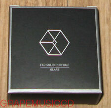 EXO SOLID PERFUME GLARE CALL ME PERFUME SUHO SU HO OFFICIAL GOODS NEW