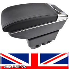 Content Armrest For Ford Fiesta 2011 - 2017 Central Cup Holder Interior 2014
