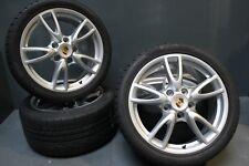 Original Porsche Carrera 911 997 S C2 Llantas de Aluminio Ruedas Invierno 235