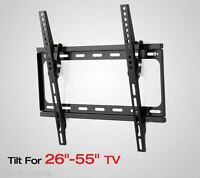 LCD LED PLASMA FLAT TILT TV WALL MOUNT BRACKET 28 32 37 42 46 50 52 55 Samsung