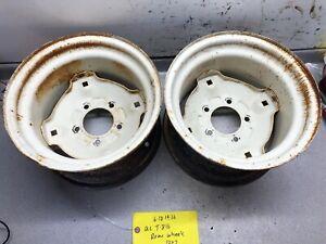 Allis Chalmers T-816 Rear Wheels 12x7