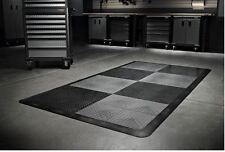 Gladiator Garage Flooring 32 Piece 12in X Tread Plate Floor Tile Tiles New