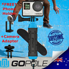 GoPole Grenade For GoPro Hero 4 3 3+ Contour Drift Camera Compact Hand Grip