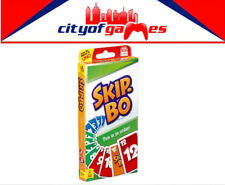 Skip-Bo Card Game Brand New From The Makers of Uno