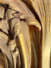 Paire d'appliques en bronze doré XIX siècle
