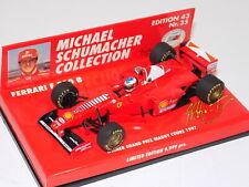 1/43 Minichamps Ferrari F1 F310B win Magny Cours 1997 M.Schumacher MS Coll #35