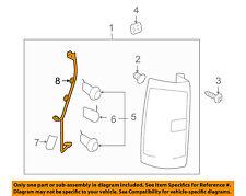 GM OEM Taillight Tail Light-Rear-Socket & Wire 22787445