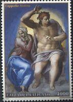 Vatikanstadt 1115 (kompl.Ausg.) postfrisch 1994 Das Jüngste Gericht