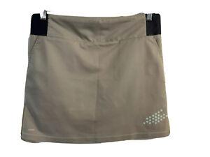 Ping Womens Skort Golf Tennis Gray Size Medium