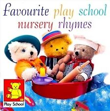 Play School Favourite Nursery Rhymes CD Aust Post