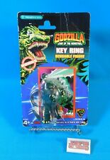 Vintage 1994 Godzilla King of the Monsters Key Ring Bendable Figure New on Card