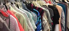 Full Large Priority Box Lot Of Women's Small Medium Large XL Clothing Name Brand