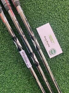 True Temper Dynamic Vokey SM8 Wedge Flex Shafts .355 Taper Used (3 shafts)