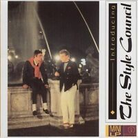 THE STYLE COUNCIL Introducing CD BRAND NEW Paul Weller