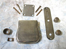 Fender Telecaster RELIC set Bridge cover, Neck Plate, Knobs & MORE!