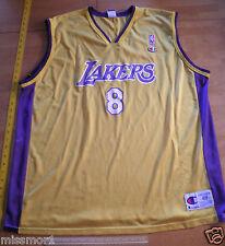 Kobe Bryant #8 vintage Champion jersey Los Angeles Lakers sz 48 Xl