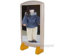 Waschbecken Waschtisch mit Spiegel für Puppenhaus Puppenstube 1:12 Rülke 22289