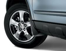 2007 - 2011 HONDA CRV CR-V FRONT MUD SPLASH GUARDS OEM