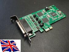 4 porte RS422 / RS485 x4 COMBO PCI Express Card 16c1052 LP LOW PROFILE
