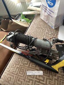 Ford Sierra Mk1 Steering Column Ignition Barrel None Adjustable