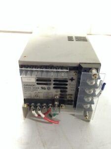 Omron S82D-3024 24V Power Supply 100-120V 200-240VAC