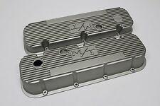 Mickey Thompson M/T 103R-49B Big Block Chevy Aluminum Valve Covers BBC 396-454