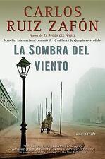 La Sombra del Viento by Carlos Ruiz Zafon (Spanish, Paperback)