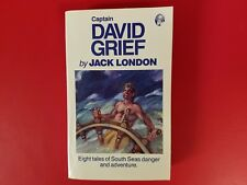 Captain David Grief by Jack London 0935180346 Paperback Like New