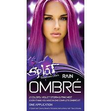 Splat Rebellious Colors Semi-Permanent Hair Dye, Rain Ombre