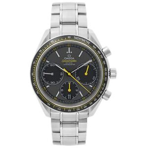 Omega Speedmaster Racing 40mm Gray Dial Automatic Mens Watch 326.30.40.50.06.001