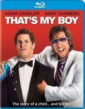That's My Boy Includes Digital Copy UltraViolet Region 1 Blu-ray