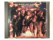JON BON JOVI Blaze of glory / Young guns II cd COME NUOVO LIKE NEW!!!