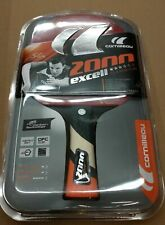 Cornilleau Excell 2000 Table Tennis Racket Paddle Ping Pong