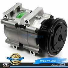 92-02 Ford Escort Mercury Tracer 1.9L 2.0L A/C Compressor w/ Clutch 58130 FS10