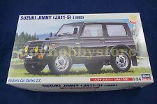 Hasegawa HC-22 1/24 Suzuki Jimny (JA11-5 Type) Scale Kit 21122