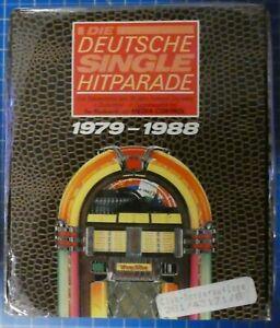 Deutsche Single Hitparade 10 Musikcassetten Box OVP NOS mint 1979-1988 T787