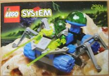 Lego Bauanleitung INSTRUCTION 2964 Insectoids Space Spider