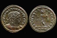 Follis CONSTANTIN Ie (313-315) SOLI INVICTO COMITI - Trèves - Rome Roman romaine