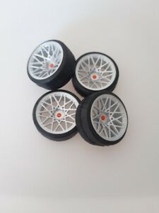 1:18 Scale universal ROTIFORM LAMBO-STYLE CONCAVE 18 INCH TUNING WHEELS, NEW!!