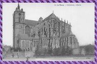 LE MANS - Cathédrale - abside
