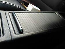 BMW E46 GENUINE Center Console Black Roller Cover  51167038333