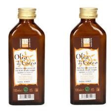 Olio di Cocco Biologico SuperAbbronzante - n.2 x 100ml= 200ml Tea Natura
