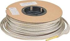 NEW EASY HEAT 2302 300 FOOT ROLL SELF REGULATING BRAIDED PIPE HEATING  CABLE