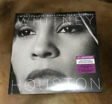 Whitney Houston - I wish you love LP, (BRAND NEW)  purple vinyl, The Bodyguard
