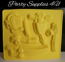 Disney Handy Manny silicone mould/mold. Chocolate/party/fondant/cupcakes/tools