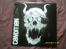 CONDITION-ACTUAL HELL LP HARDCORE,PUNK-NEW/SEALED